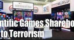 Scientific Games Shareholder Alleged to Have Been Tied to Terrorism