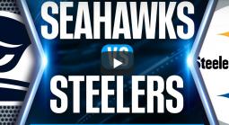 Seahawks vs. Steelers Free Picks Video - October 17