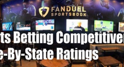 Sports Betting Competitiveness State-By-State Ratings (A Gambling911 Exclusive)