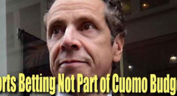 Mobile Sports Betting Left Out of Cuomo Budget
