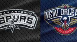 San Antonio Spurs vs. New Orleans Pelicans Betting Odds - August 9