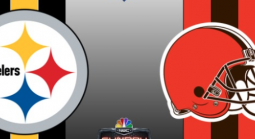 What is the Early Line on the Steelers-Browns Game October 31?