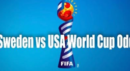 Women's World Cup Betting Odds 2019 - Sweden vs. USA - Payouts, Where to Bet Online