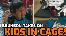 Todd Brunson Takes on Kids in Cages and the Latest DC Narrative