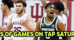 Michigan Wolverines vs. Indiana Hoosiers Prop Bets February 26