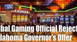 Tribal Gaming Official Rejects Oklahoma Governor's Offer