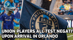 All Union Players Test Negative in Orlando Ahead of Tournament