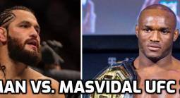 Kamaru Usman vs. Jorge Masvidal UFC 251 Fight Odds