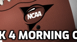 College Football Week 4 Morning Odds - 2020