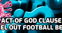 "FanDuel ""Act of God"" Clause Could Cancel College Football Futures"