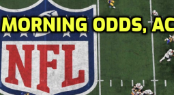 Week 5 Morning Odds, Action Report - NFL 2020