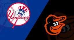 Bet the Orioles-Yankees Series