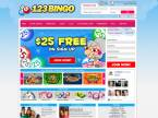 123 Bingo Online Review l Complaints l Online Bingo From the US