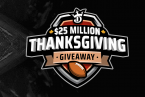 Can I Play the $25 Million Thanksgiving Contest at Draftkings From My State?
