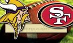 Line on the 49ers-Vikings Game - Week 1 2018