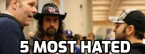 Top 5 Most Hated Poker Personalities
