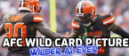 AFC Wild Card Picture as Wild as Ever