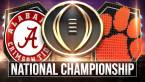 Betting the Total - Clemson Tigers Vs. Alabama Crimson Tide 2019 National Championship