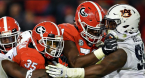Georgia Bulldogs at Auburn Betting Pick - 2019