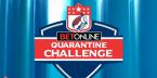 BetOnline Quarantine Challenge, Quarterfinals: Milk & Cookies