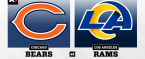 Chicago Bears vs. Los Angeles Rams Monday Night Football Betting Odds, Prop Bets