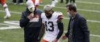 Cleveland Browns WR Odell Beckham Jr. to Miss Rest of Season