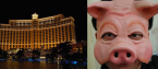 Pig-Mask Bellagio Robbery Suspect Captured