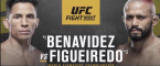 UFC Fight Night Betting Odds: Benavidez vs. Figueiredo