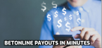 BetOnline Bitcoin Payouts Now Taking Just Minutes