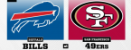 NFL Betting – Buffalo Bills at San Francisco 49ers