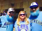 Major League Baseball Top Exposure April 16: Brewers