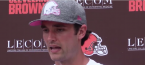 Brock Osweiler Could be Key to Browns Success With Odds of Winning 4.5 Games Likely