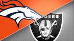 MNF Prop Betting – Denver Broncos at Oakland Raiders