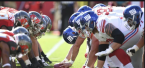NFL Betting – Tampa Bay Buccaneers at New York Giants