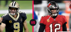 Tampa Bay Bucs vs. New Orleans Saints Prop Bets - Divisional Playoffs