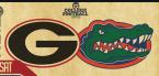 CFB Betting – Florida Gators vs. Georgia Bulldogs