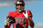 Cameron Brate Super Bowl 55 Prop Bet: Receiving Yards Total