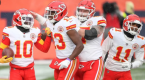 Kansas City Chiefs vs. Tampa Bay Bucs Week 12 Betting Odds, Prop Bets