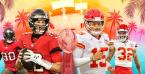 Chiefs vs Bucs Touchdown Prop Bets - Super Bowl 55