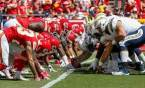 Line on the Chiefs-Chargers Game - Week 1 2018