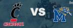 Memphis Tigers vs. Cincinnati Bearcats Odds, Prop Bets - Week 8