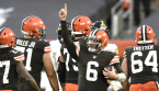 Browns Continue to be in Disarray With Covid Positives: Still +6 Dog