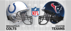 Line on the Colts-Texans AFC Wildcard Game