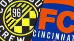 FC Cincinnati - Columbus Crew Picks, Betting Odds - Saturday July 11 - MLS is Back Tournament
