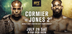 Cormier vs. Jones 2 Fight Betting Odds