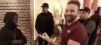 Daniel Negreanu Bumps Into Comedian Kevin Hart at 2017 WSOP