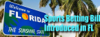 Sports Betting Legislation Introduced in Florida