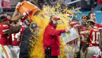Color of the Gatorade Thrown on Coach Prop Bet - Super Bowl 55