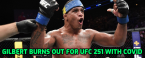 UFC 251: Who Will Fight Kamaru Usman With Gilbert Burns Out