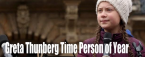 Greta Thunberg is Time Person of the Year: Was Favored